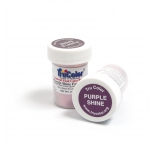 TruColor™ Natural Purple Shine Food Paint 7g