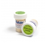 TruColor™ Natural Spring Green Shine Food Paint 7g