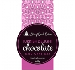Turkish Delight Mud Cake Mix 650g by Story Book Cakes