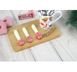 Tutorial - Chocolate Sprinkle Spoons (Printable Tutorial)