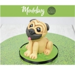 Tutorial - Modelling Cute Pug Dog Figurine FREE DOWNLOAD