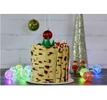 Tutorial - Video Tutorial Christmas Cake