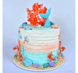 Tutorial - Video Tutorial on Isomalt Mermaid Cake