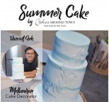 Tutorial - Video Tutorial Summer Cake