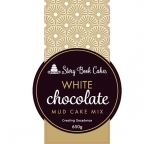 White Mud Cake Mix 650g by Story Book Cakes