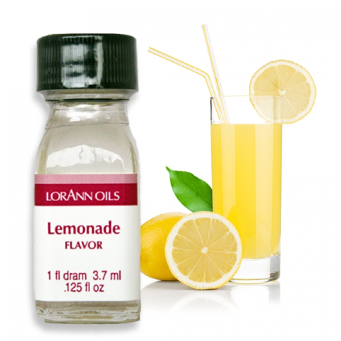 1 Dram (3.7ml) Lorann - LEMONADE Flavour