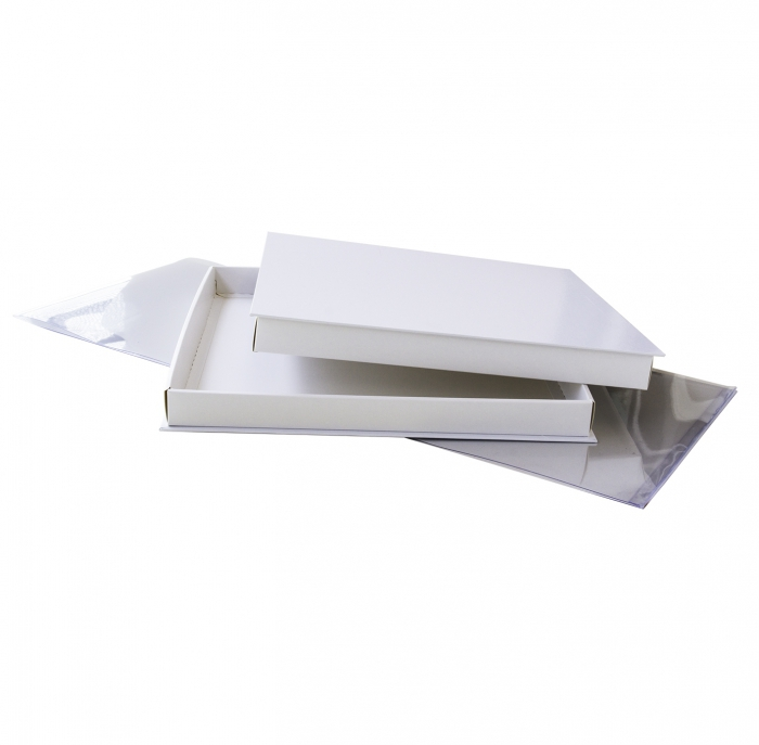 12inch PVC Display Cake Box (30cm High) SINGLE - PICK UP ONLY
