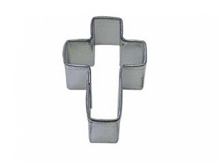 COOKIE CUTTER - Mini Religious Cross 1.5