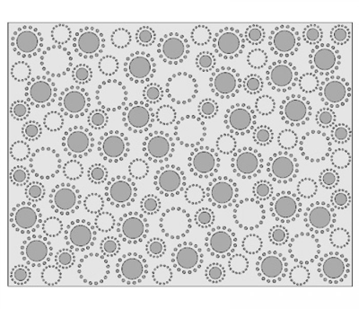 Icing Impression Mats / DOTS - DISCONTINUED