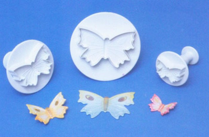 Butterfly Plunger Cutter Set 3