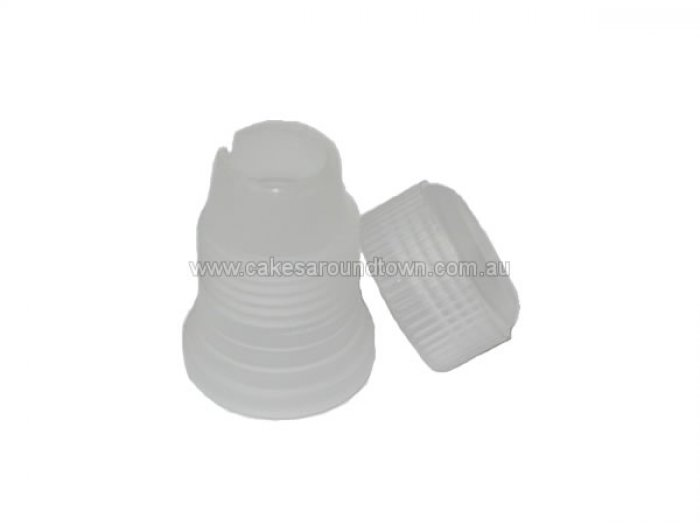 CAT Coupler SMALL 2 piece (15mm) Opaque