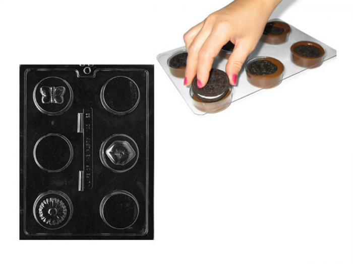 Designer Sandwich Oreo Cookie Mould