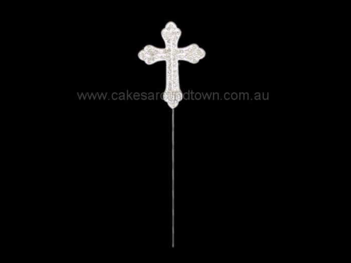 CROSS Diamante Diamond Cake Pin