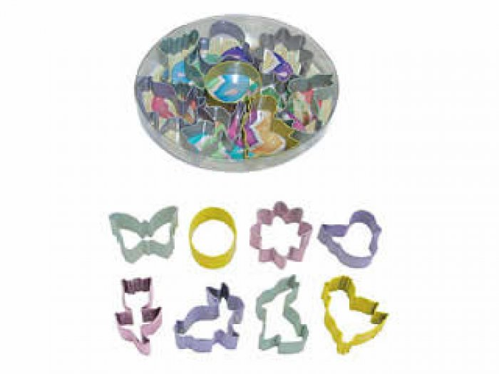 Cookie Cutter Set - Resin Easter Mini 8 piece