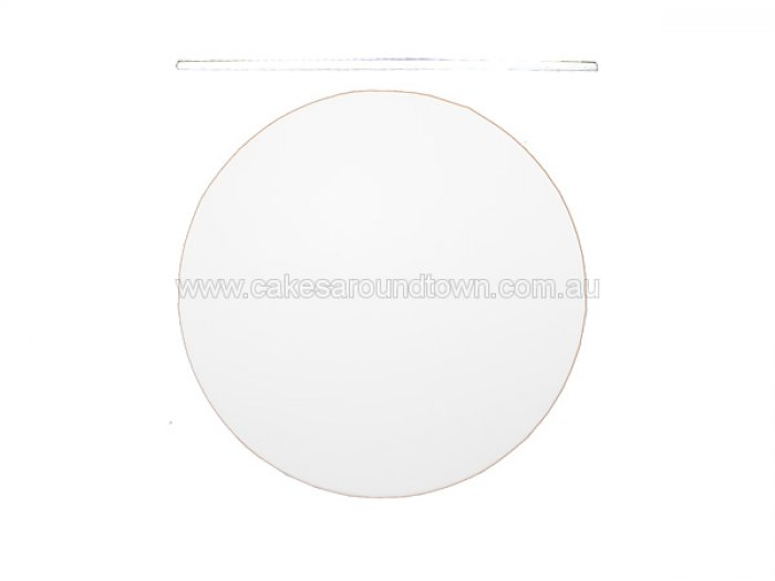 LOYAL WHITE Cake Board - 12 inch ROUND