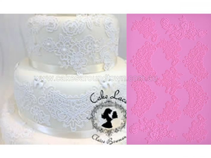 Cake Lace Mat - SWEET LACE