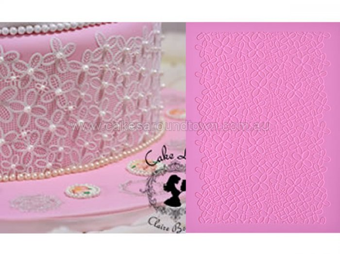 Claire Bowman Cake Lace Mat Victoriana