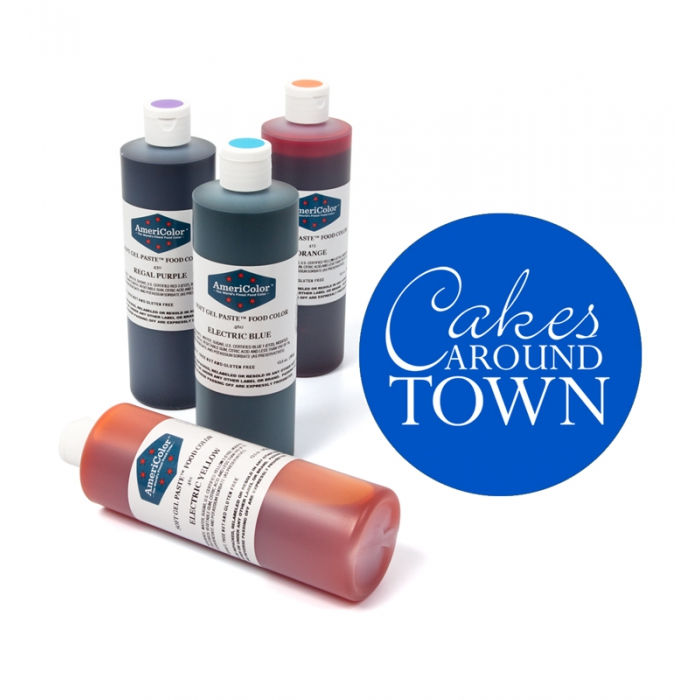 Americolor LARGE Soft Gel Paste 13.5oz (405ml) - ROYAL BLUE