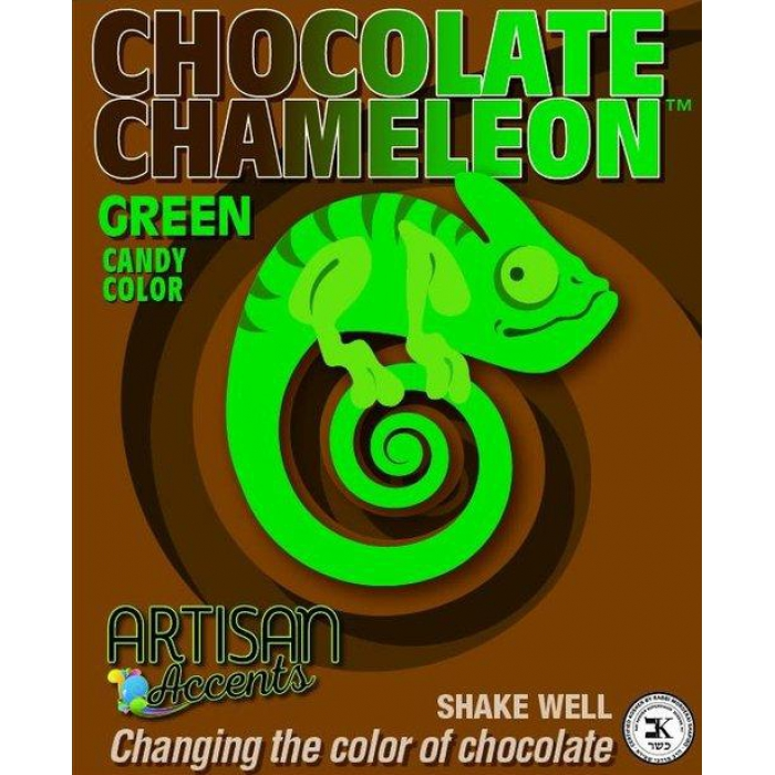 Artisan Accents Chameleon Candy Colour GREEN  (59ml) - DISCONTINUED