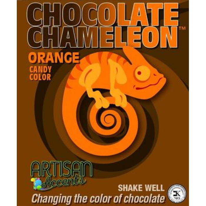 Artisan Accents Chameleon Candy Colour ORANGE (59ml)