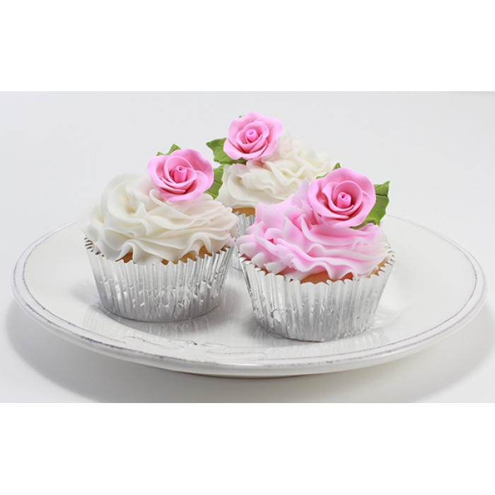 Buttercream Icing Ready-To-Use PINK 425g
