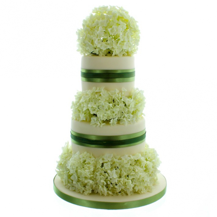 Cake Frame 3 Tiers Wedding Pack