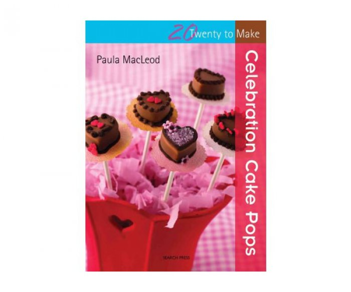 Celebration Cake Pops - 20 to Make Paula Macleod - DISCONTINUED