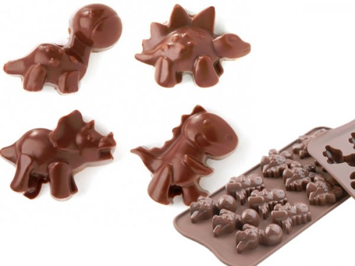 Dinosaur Silicone Chocolate Mould