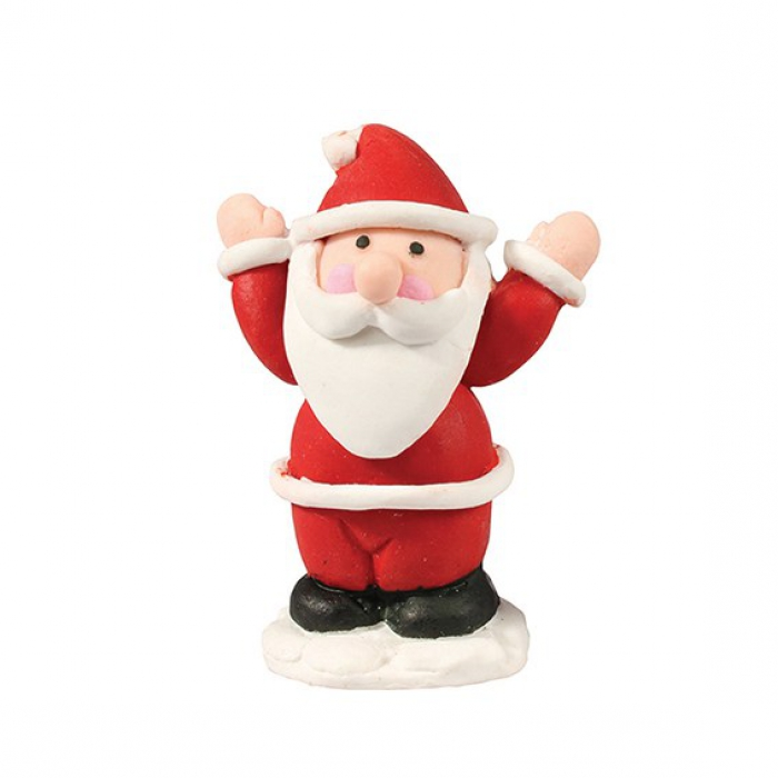 Claydough Santa 50mm