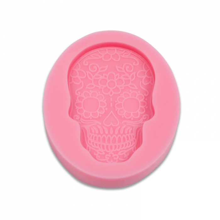 Day of Dead (Mexican Sugarskull) Silicone Mould