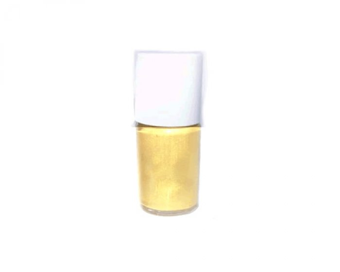 Edible Metallic Paint - LIGHT GOLD - DISCONTINUED