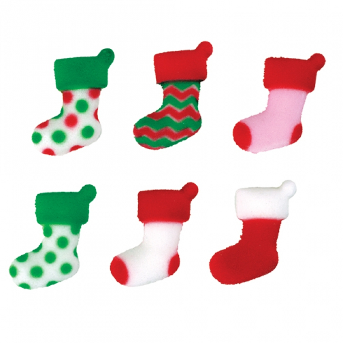 Elf Stocking Assortment  (12) Pick up only