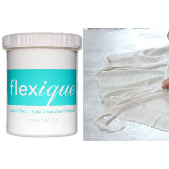 Flexique - Edible Fabric Compound 78g