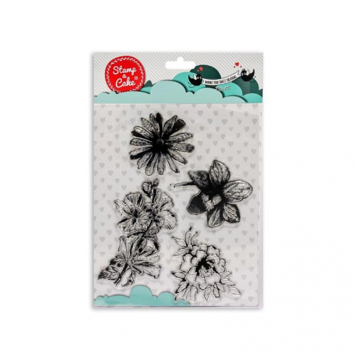 FLOWER Stamp - Stamp a Cake - DISCONTINUED
