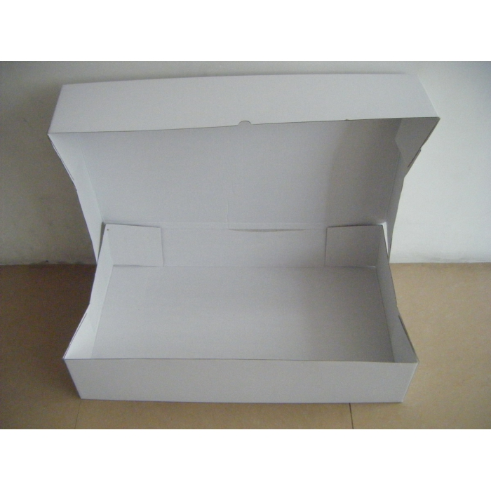 Full Slab Corrugated Cake Box 28 x 16 x 6 - PICK UP ONLY