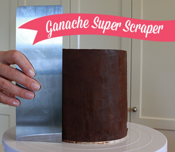 Ganache Super Scraper SMALL