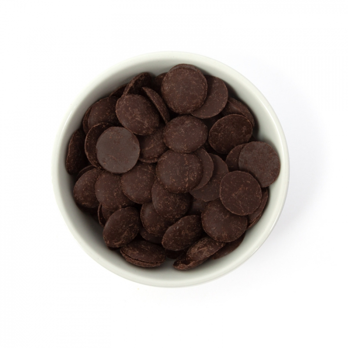 Goodman Fielder Dark Chocolate Compound Buttons - 2.5kg