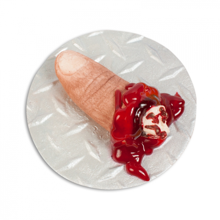 Gory Halloween Finger Silicone Mould