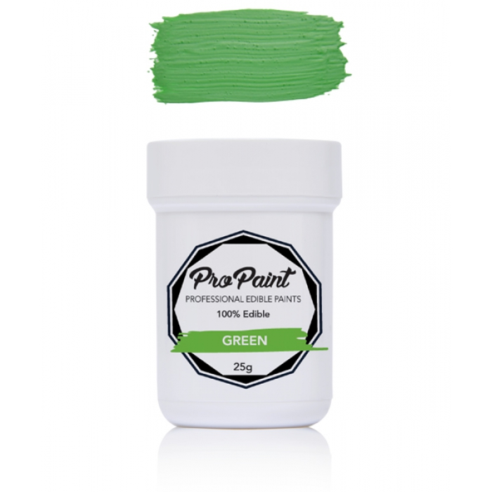 Green Pro Paint 25g - BEST BEFORE
