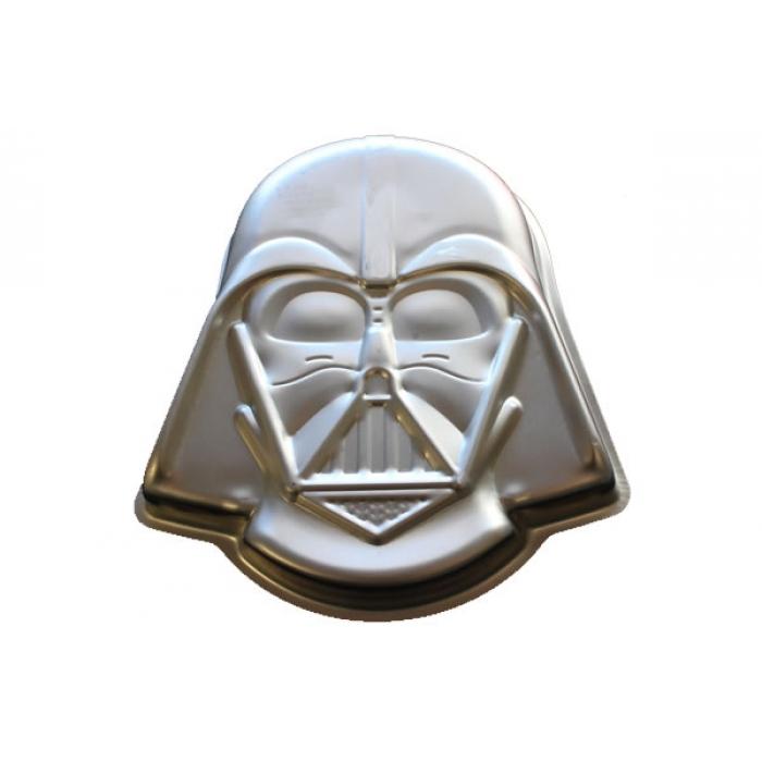 HIRE - Darth Vader Mask Wilton Cake Tin