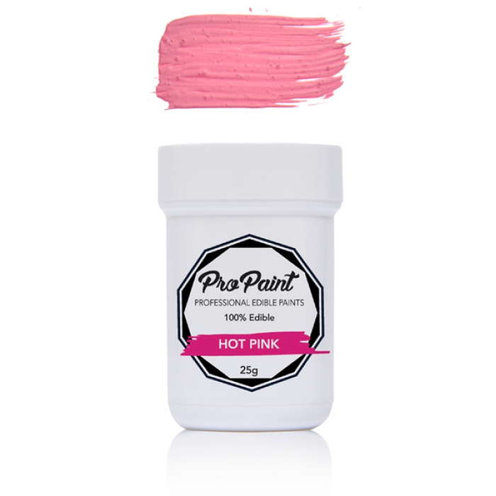 Hot Pink Pro Paint - 25g - BEST BEFORE