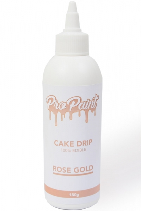 Pro Paint Rose Gold Cake Drip / Drizzle - 180g