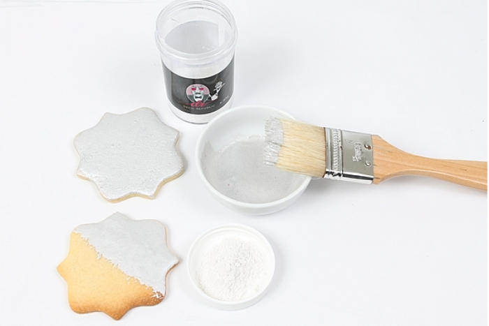 Diamond Icing by Deco Republic SILVER - 40g