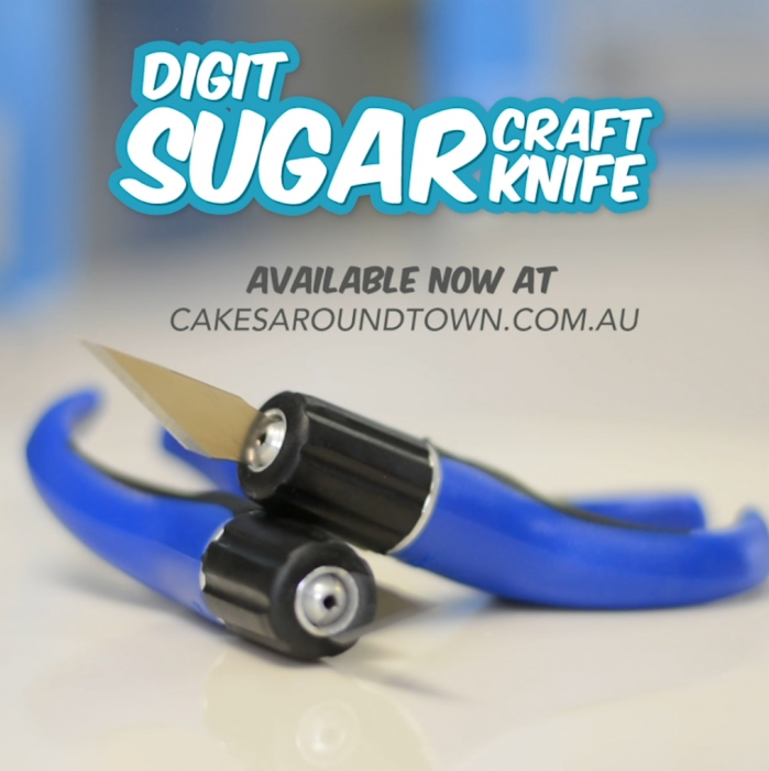 Digit Sugar Craft Knife