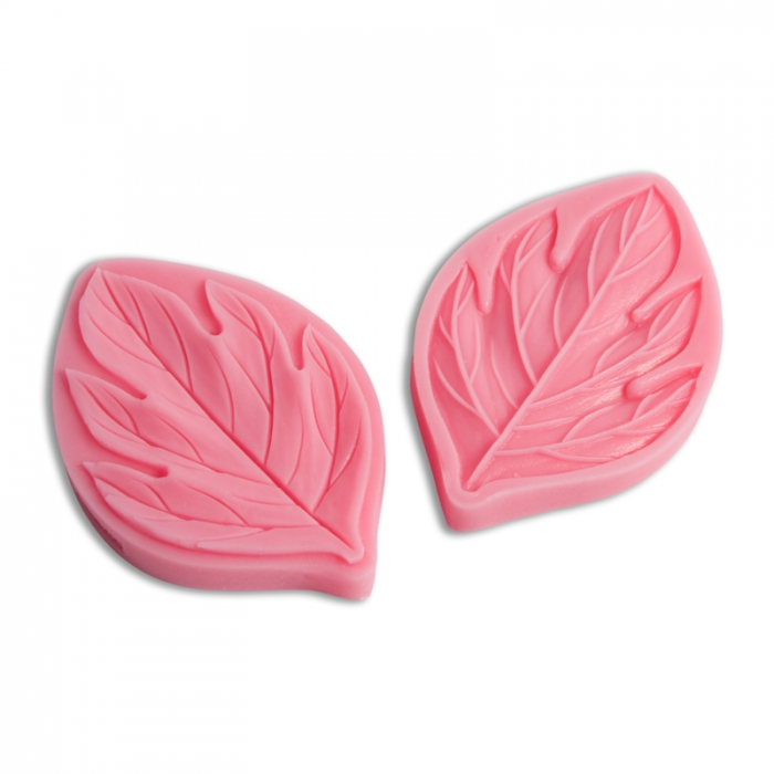 Large Leaf Veiner (PINK) - 6.5cm