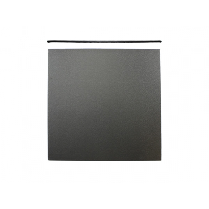 LOYAL BLACK Cake Board - 6 inch SQUARE
