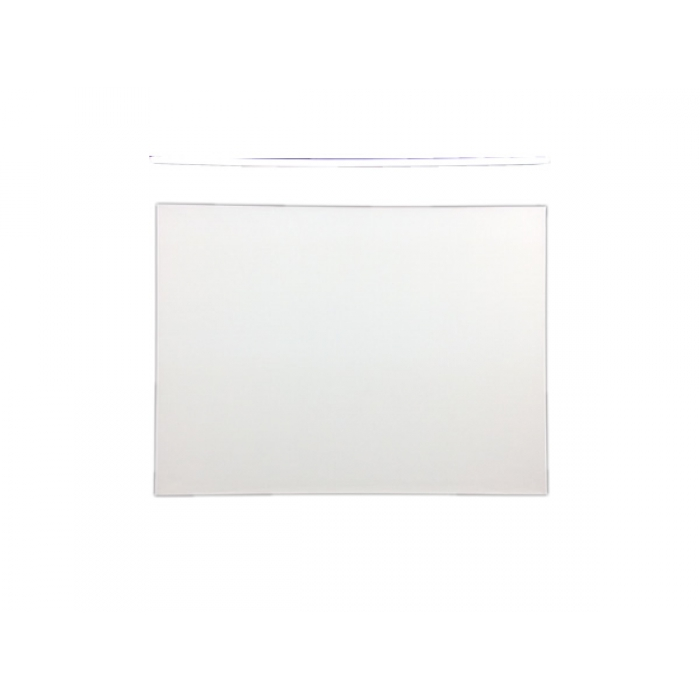 WHITE MDF Cake Board - 12 x 18 Rectangle