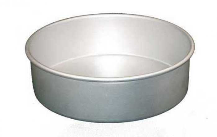 Round Cake Tin / Pan 4 x 2 deep