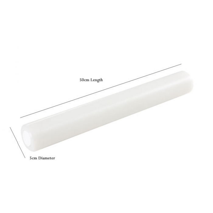 Non-Stick Rolling Pin 50cm Long (5cm THICK)