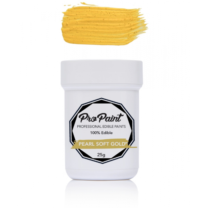 Pearl Soft Gold Pro Paint -25g
